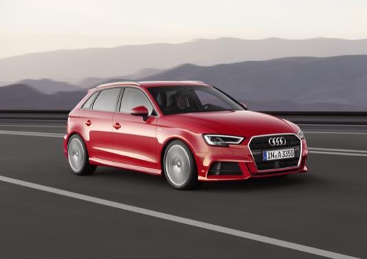 auto Audi A3 e-tron g-tron