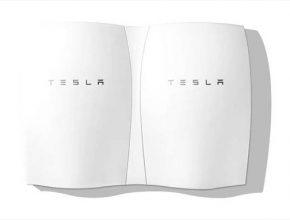 auto domácí baterie Tesla Powerwall verze 2.0
