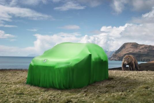 auto Škoda Kodiaq medvěd Ajaška plug-in hybrid