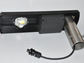 auto pouliční lampa svítidlo inteligentní řízení dopravy