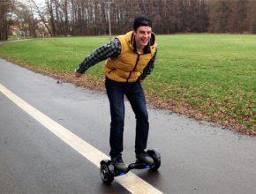 Kolonožka hoverboard gyroboard