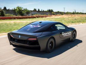 auto vodíkový prototyp BMW i8