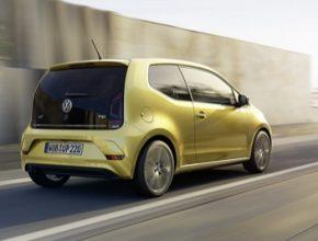 auto nový Volkswagen up!