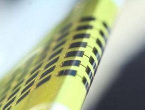 Klíčový prvek budoucí solární technologie? Ohebnost.