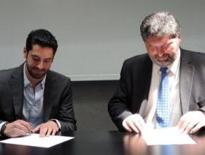 auto Uber a ČVUT Praha podpis memoranda o spolupráci dopravní fakulta