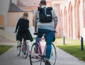 půjčovna kol bike sharing Rekola