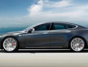 auto elektromobil Tesla Model S prodej aut USA červen 2016