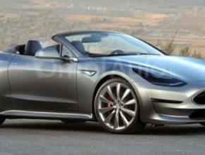 auto Tesla Roadster 2. generace na podvozku Modelu 3