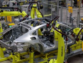 Výroba auta