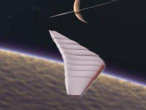 Titan Winged Aerobot