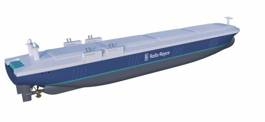 Robotická loď