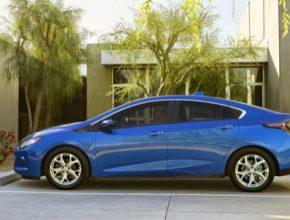 auto Chevrolet Volt 2016 prodeje plug-in hybrid 100 000