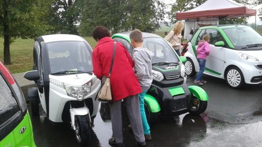 auto Den čisté mobility Hrabyně