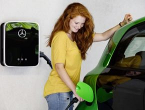 auto autosalon Paříž elektromobil Smart ED 4. generace
