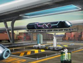 auto SpaceX Hyperloop Technologies nový dopravní systém