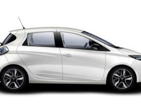 auto Renault Zoe elektromobil