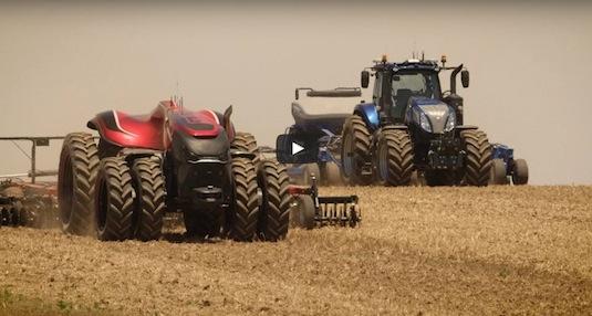 robotický traktor Autonomous Solutions Inc.