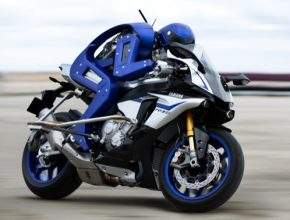 auto Yamaha Motobot