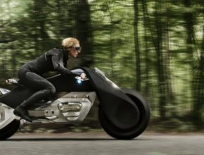 auto elektromotorka BMW Motorrad Vision Next 100