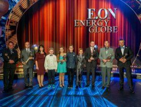 auto E.ON Energy Globe ocenění vítězové kategorií