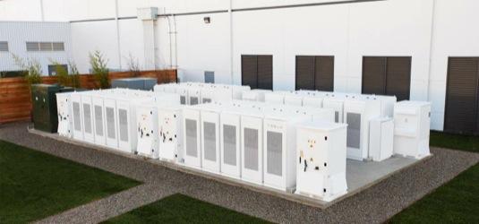 Tesla Powerpack úložiště elektrické energie