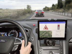 auto Green Light Optimal Speed Advisory