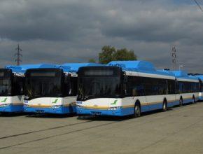 auto CNG autobusy na zemní plyn