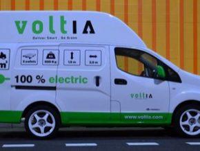 Voltia Maxi je nová elektrododávka vycházející z vozu Nissan e-NV200