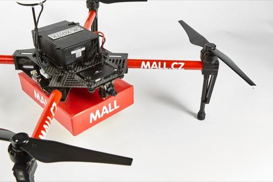 mall.cz dron