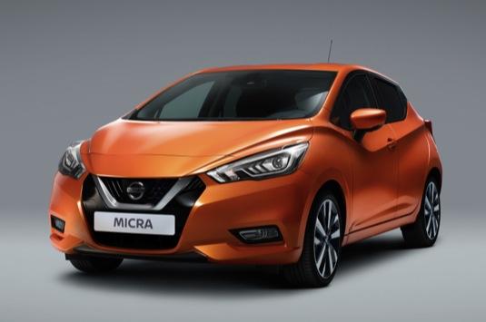 auto Nissan Micra sdílené vlastnictví aut