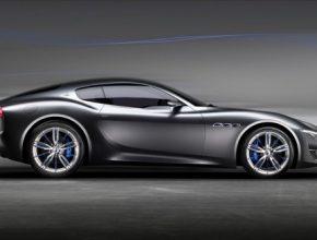 auto Maserati potvrdilo elektromobil Alfieri