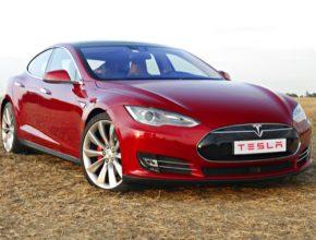 auto elektromobil Tesla Model S GoForFree
