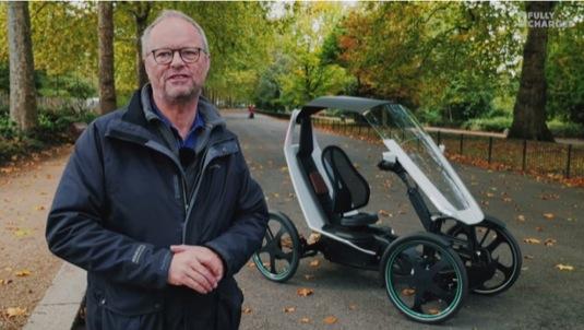 auto Robert Llewellyn Bio-Hybrid Schaeffler