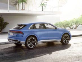auto plug-in hybrid autosalon detroit 2017 Audi Q8 concept