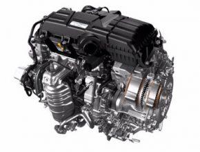 nový hybridní pohon Honda autosalon Detroit 2017