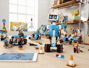 auto LEGO Boost