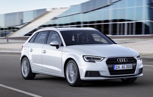 auto Audi A3