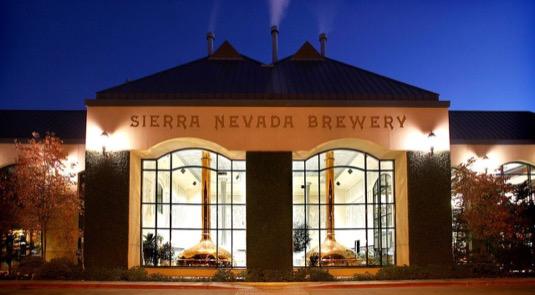 pivovar Sierra Nevada Brewery