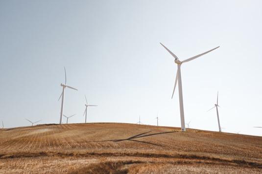 větrné elektrárny Polsko