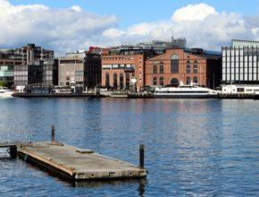 auto Oslo Norsko zákaz vjezdu dieselových aut