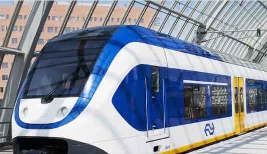 auto vlaky železnice NS Nizozemsko