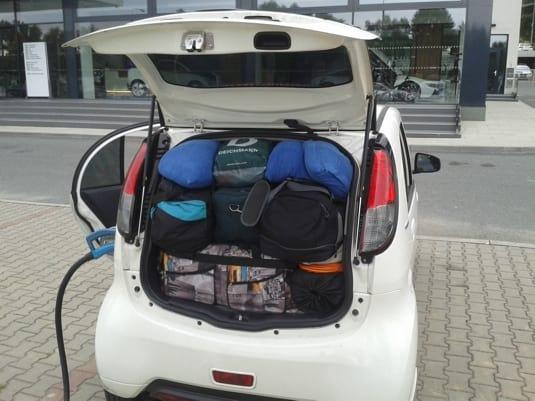 auto elektromobily Peugeot iOn
