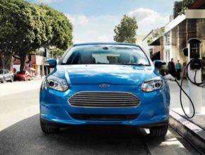 auto elektromobil Ford Focus EV 33,5 kWh baterie