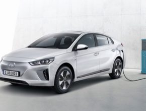 auto elektromobil Hyundai Ioniq Electric nákup