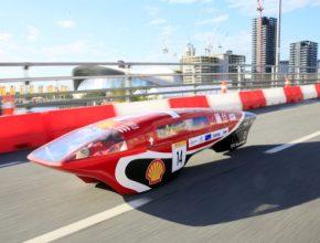 Shell Eco-marathon je jedinečná celosvětová soutěž vybízející studenty, aby dále posouvali hranice energetické šetrnosti vsilniční dopravě. Soutěžícím poskytuje prostor ktestování vozidel, která sami navrhli a sestrojili.