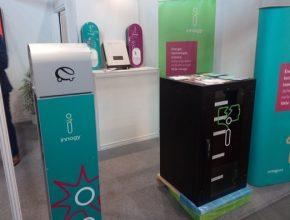 Návštěvníkům veletrhu innogy představuje také nový unikátní bateriový systém innogy, který byl vyvinut speciálně pro využití na českém trhu.