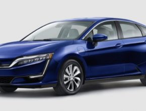 auto Honda Clarity Electric elektromobil