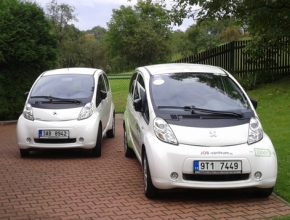 Elektromobily Peugeot iOn