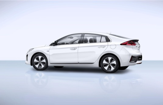 auto Hyundai Ioniq Electric elektromobil