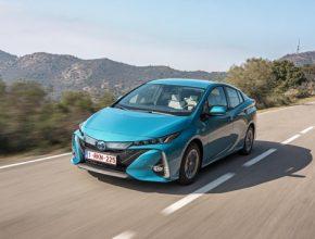 auto Toyota Prius Plug-in Hybrid alias Toyota Prius Prime